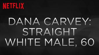 ダナ・カーヴィのストレート、白人男性60才