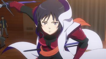 Episodio 1 (TTemporada 2) de Kuromukuro