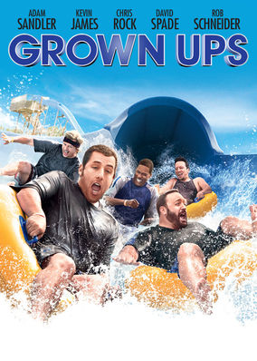 Grown Ups on Netflix UK