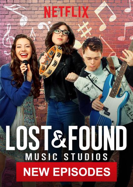 Lost & Found Music Studios on Netflix USA