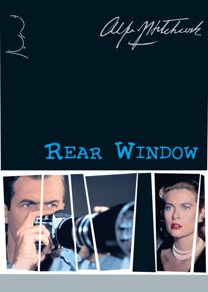 Rear Window on Netflix Canada