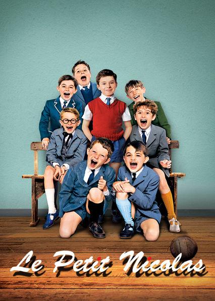 Le Petit Nicolas on Netflix UK