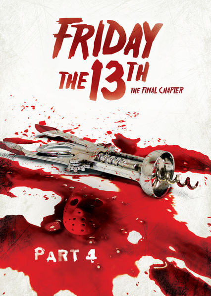 Friday the 13th: Part 4: The Final Chapter on Netflix UK