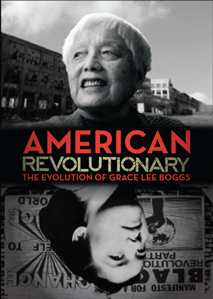 American Revolutionary: The Evolution of Grace Lee Boggs on Netflix USA