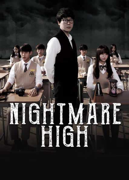 Nightmare High on Netflix AUS/NZ