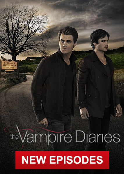 The Vampire Diaries on Netflix USA