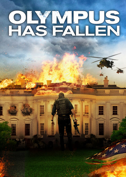 Olympus Has Fallen on Netflix UK