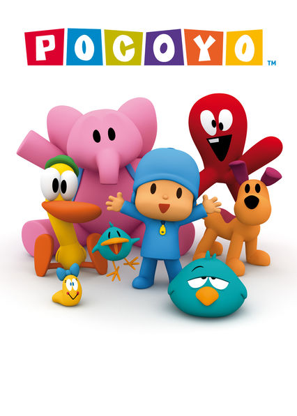 Pocoyo on Netflix USA