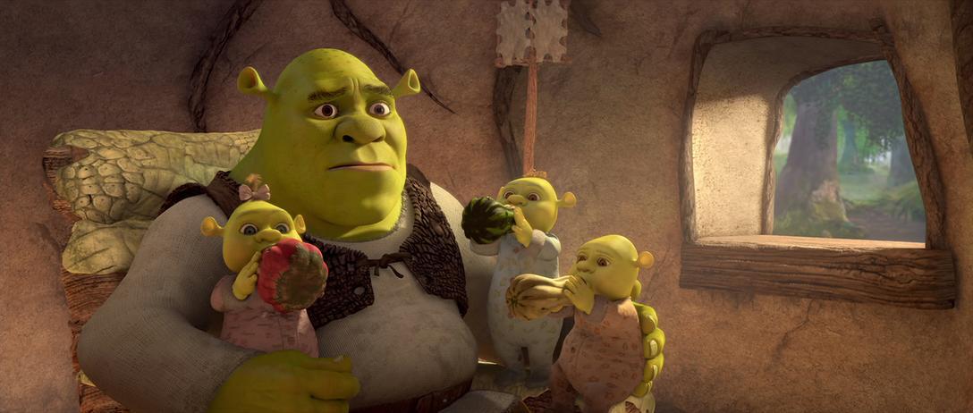 Shrek Forever After Is Shrek Forever After On Netflix Flixlist