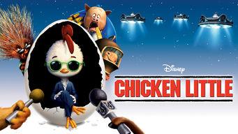 Chicken Little on Netflix AUS/NZ
