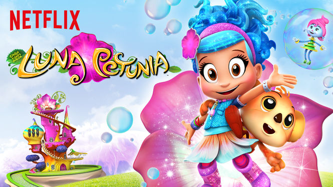 Luna Petunia on Netflix USA