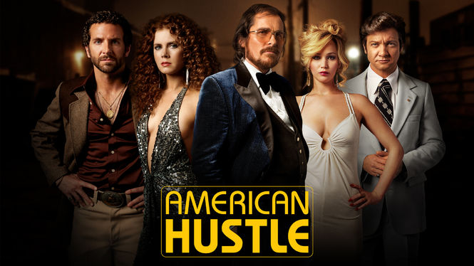 American Hustle on Netflix AUS/NZ