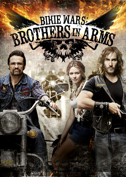 Is 'Bikie Wars: Brothers in Arms' available to watch on Netflix in