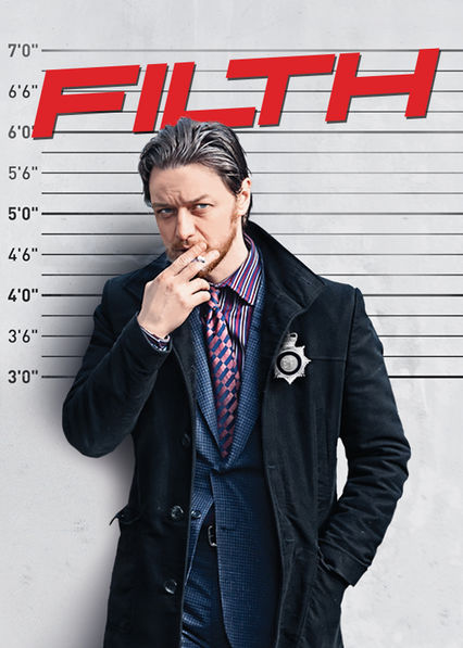 Filth on Netflix USA
