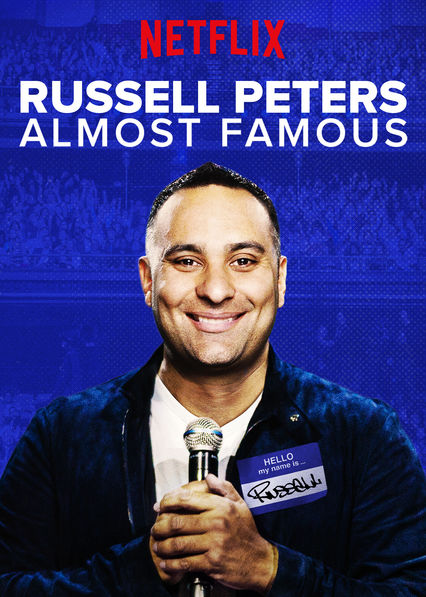 Russell Peters: Almost Famous
