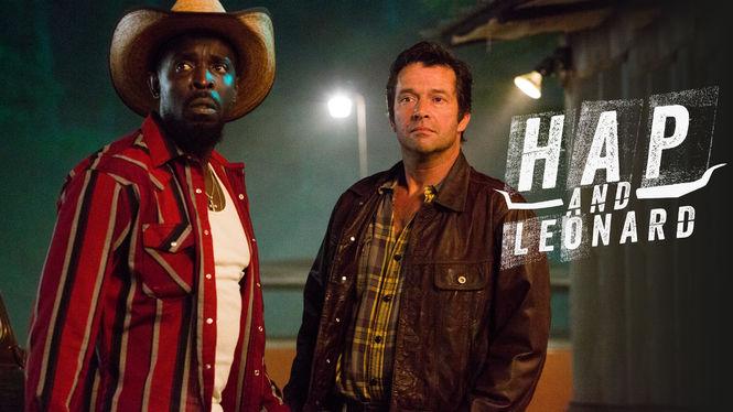 Hap and Leonard on Netflix Canada