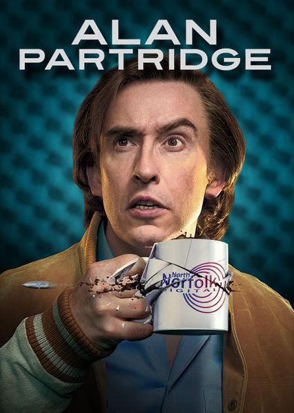 Alan Partridge on Netflix Canada