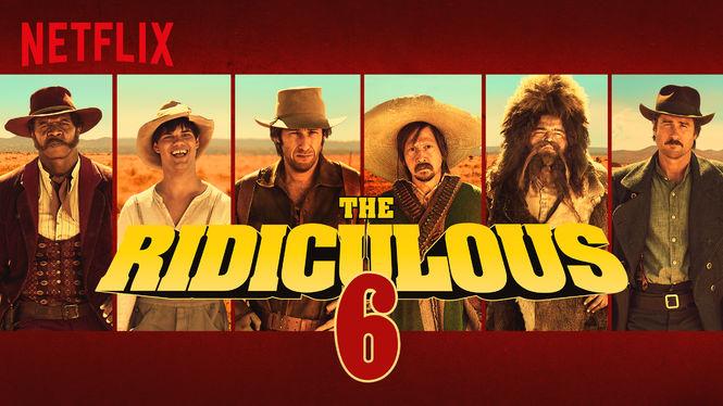 Locandina di The Ridiculous 6