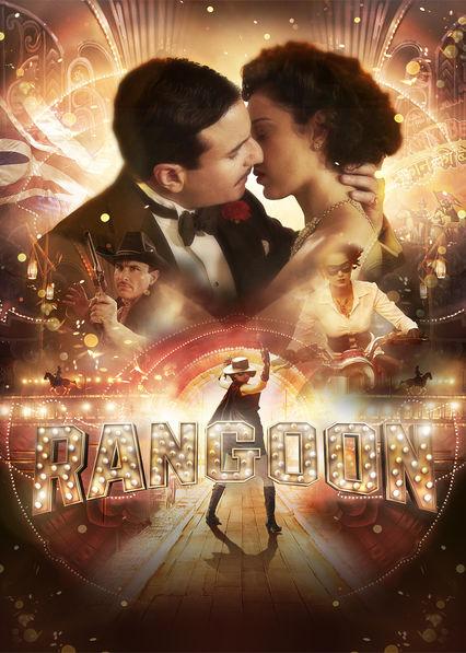 Rangoon on Netflix UK