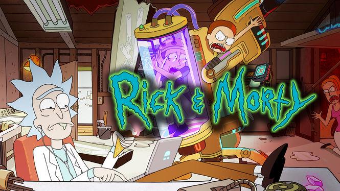 Locandina di Rick and Morty