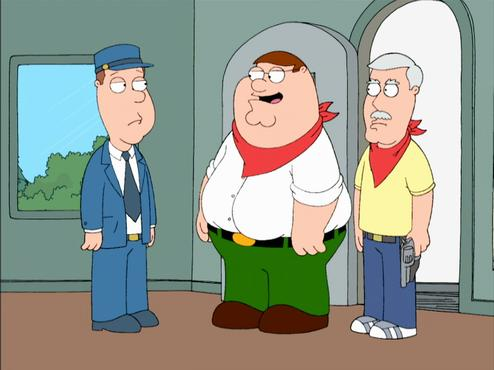 Watch family guy peterotica