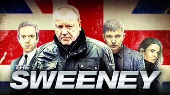 The Sweeney on Netflix AUS/NZ