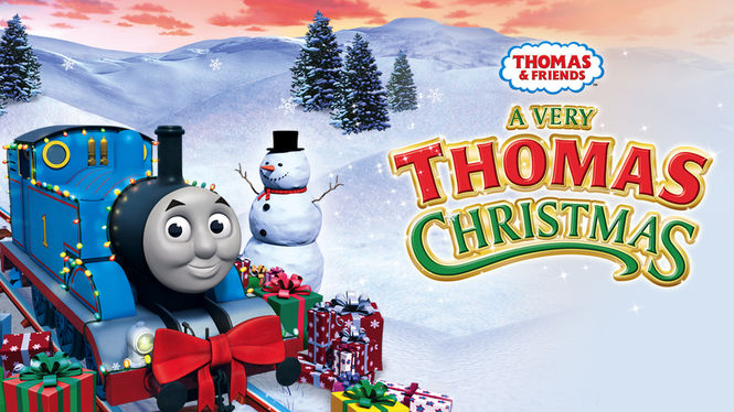 thomas friends a very thomas christmas