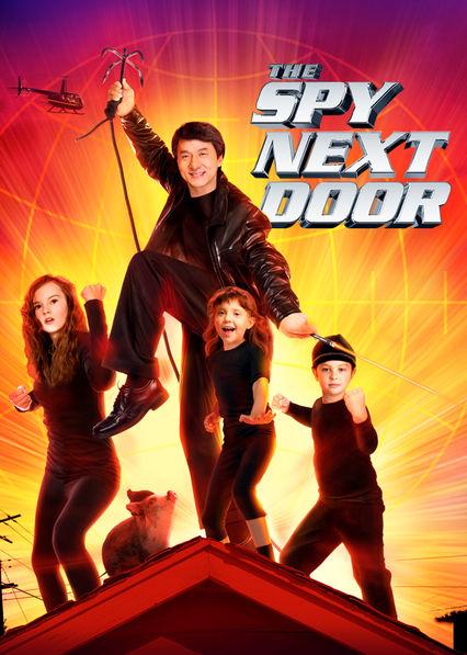 The Spy Next Door on Netflix UK