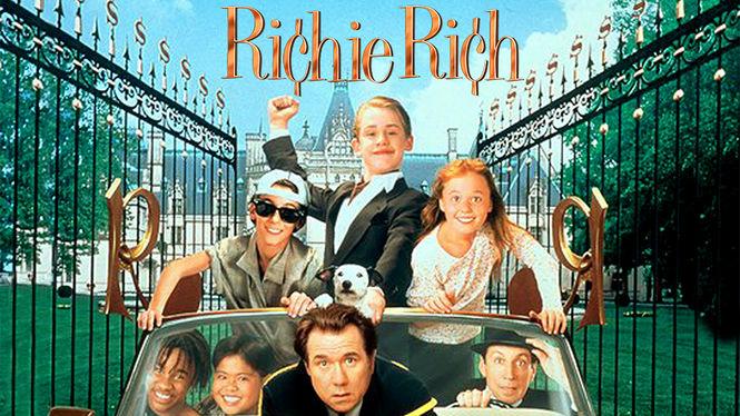 Richie Rich on Netflix AUS/NZ