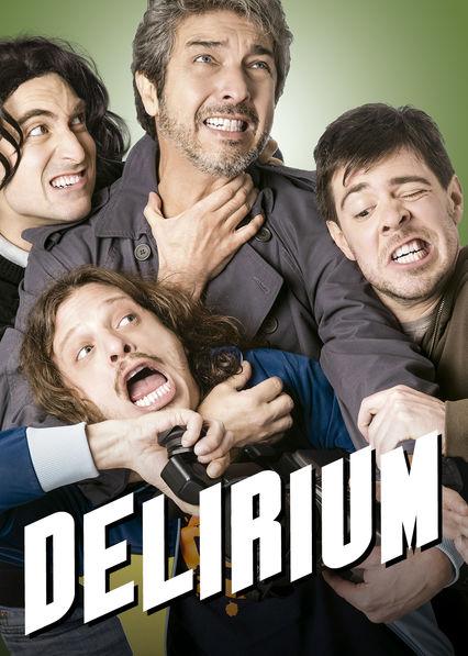 Delirium on Netflix AUS/NZ