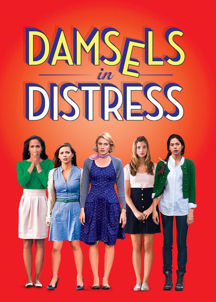 Damsels in Distress on Netflix UK