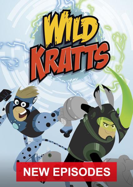 Wild Kratts on Netflix UK