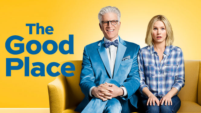 The Good Place on Netflix UK