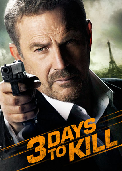 3 Days to Kill on Netflix USA