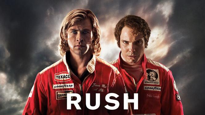 Locandina di Rush