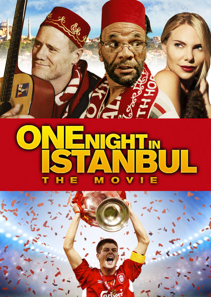 One Night in Istanbul on Netflix UK