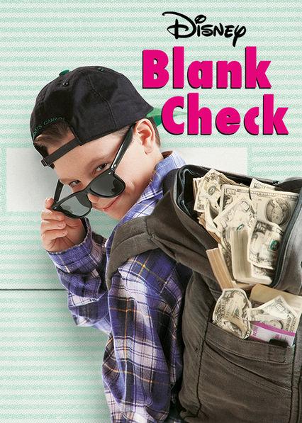 Blank Check on Netflix AUS/NZ