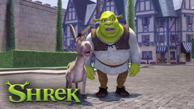 Locandina di Shrek