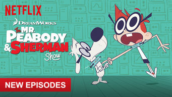The Mr. Peabody and Sherman Show on Netflix AUS/NZ