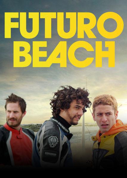 Carátula de Futuro Beach