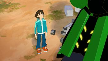 Episodio 6 (TTemporada 2) de Transformers: Robots in Disguise