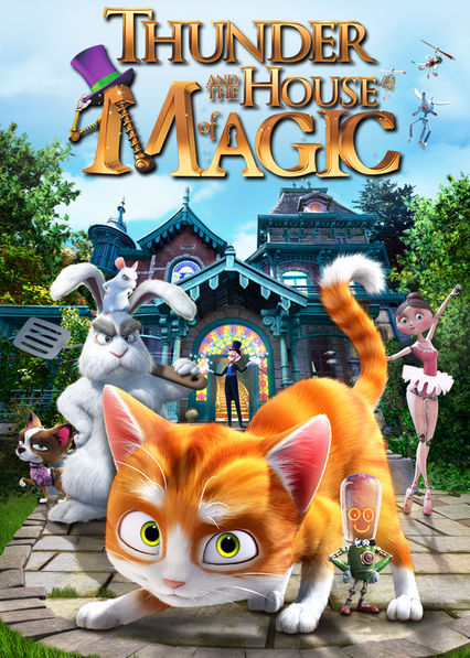 Thunder and the House Of Magic on Netflix AUS/NZ