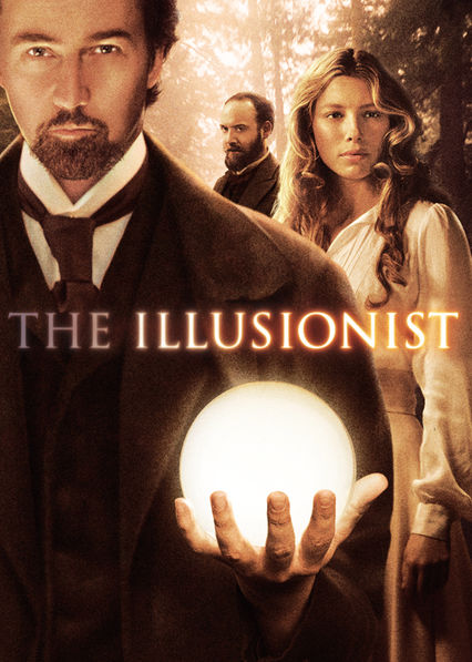 The Illusionist on Netflix UK