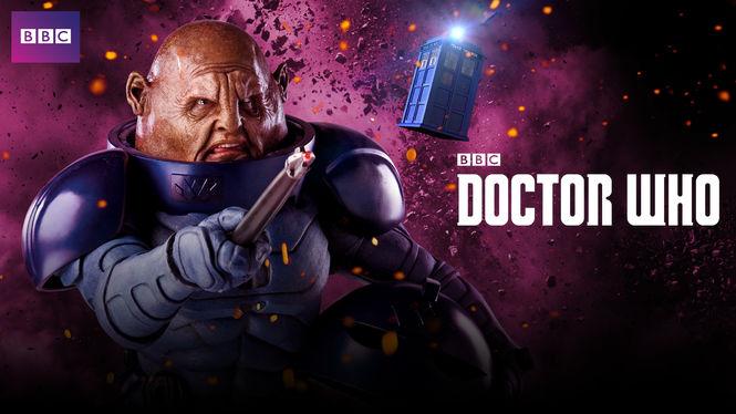 Locandina di Doctor Who