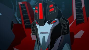 Episodio 6 (TTemporada 3) de Transformers: Robots in Disguise