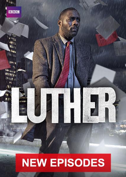 Luther on Netflix UK