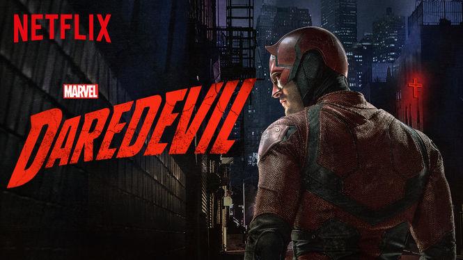Locandina di Marvel - Daredevil