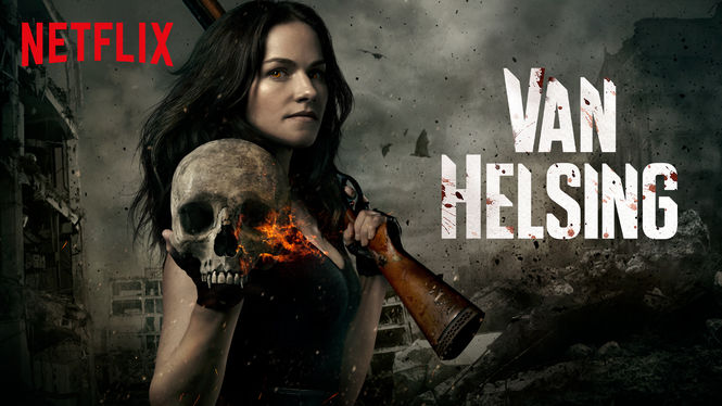 Van Helsing on Netflix AUS/NZ