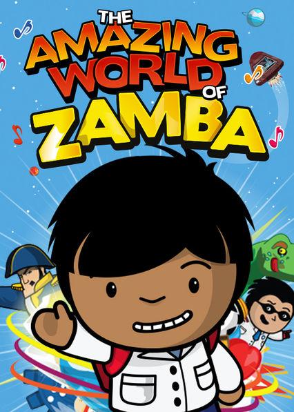 El asombroso mundo de Zamba on Netflix USA
