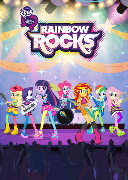 My Little Pony Equestria Girls: Rainbow Rocks
